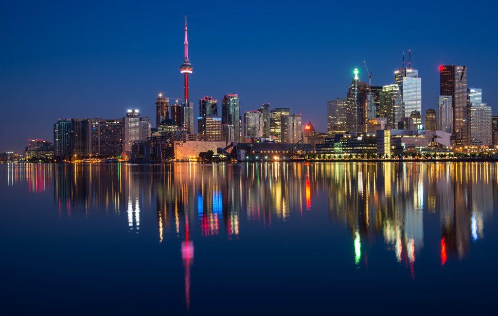 Toronto ON Canada